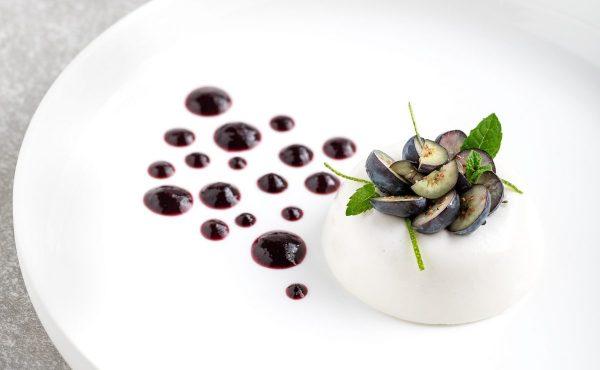 panna cotta vegan senza glutine naturale chef Emanuele Giorgione libro Cucinare per Tutti Italian Gourmet foto Francesca Bettoni